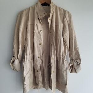 Zara button up jacket